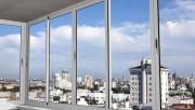 Раздвижные алюминиевые балконные рамы на лоджию, монтаж и установка алюминиевого профиля рамы