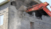 Самовольное строительство