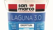 Водостойкая краска на акриловой основе - «LAGUNA»