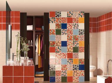 Разнообразие поверхностей керамической плитки