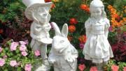 Садовые фигурки для оформления вашего участка