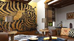 Стиль сафари в интерьере собственного дома или квартиры