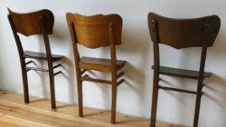 Деревянные стулья в интерьере для дома и квартиры