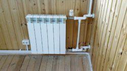 Основные правила монтажа системы отопления