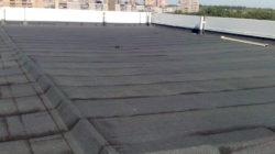 О строительстве плоской крыши