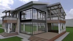 С чего начинается проектирование частных домов