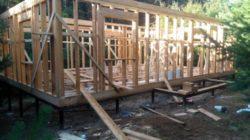 О строительстве каркасного дома своими руками