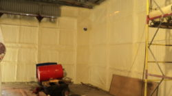 Утепляем гараж