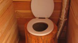 Строим туалет «Пудр — клозет»
