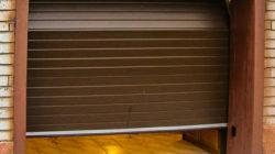 Надежные гаражные ворота, гарант безопасности