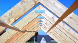 О правилах сооружения крыши