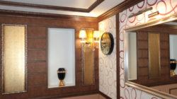 Багет для натяжных потолков — эффектное обрамление комнаты