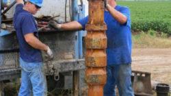 Профессиональное бурение скважин на воду