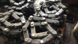 Разновидности металлических цепей