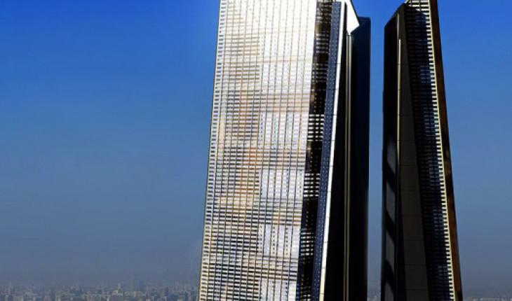 Конструктивная схема башни