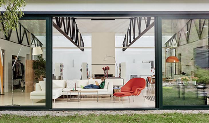 Проектирование окон в частных жилых постройках
