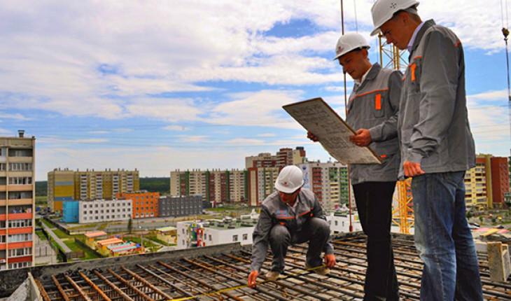 Российские строительно-монтажные организации