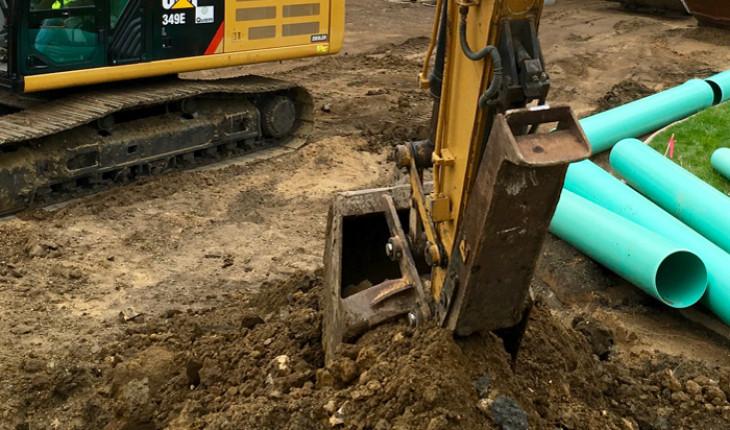 Система бытовой канализации