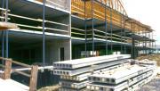 Система элементов кладки бетонных плит