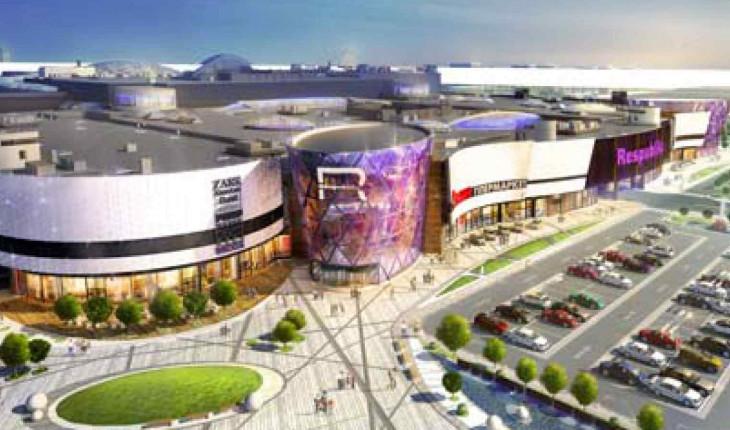 Концепция объемно-планировочных и конструктивных решений торгово-развлекательного центра