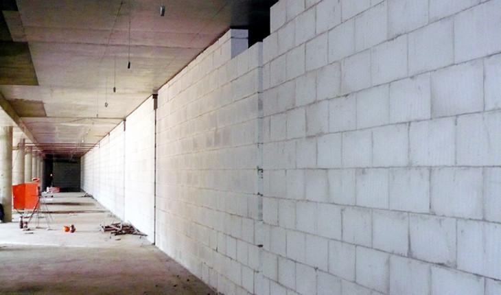 Внутренние стены не участвуют в процессе обновления воздуха