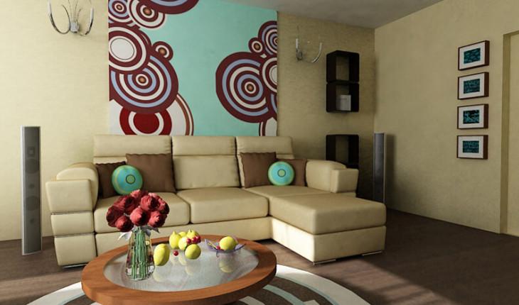 Стиль авангард в интерьере комнат дома и квартир