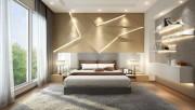 Создаем интерьер спальни в современном стиле
