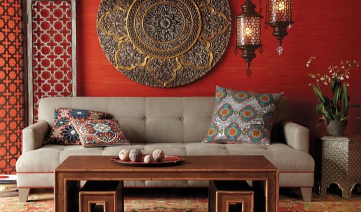 Интерьер в арабском стиле. Основные особенности и характеристики