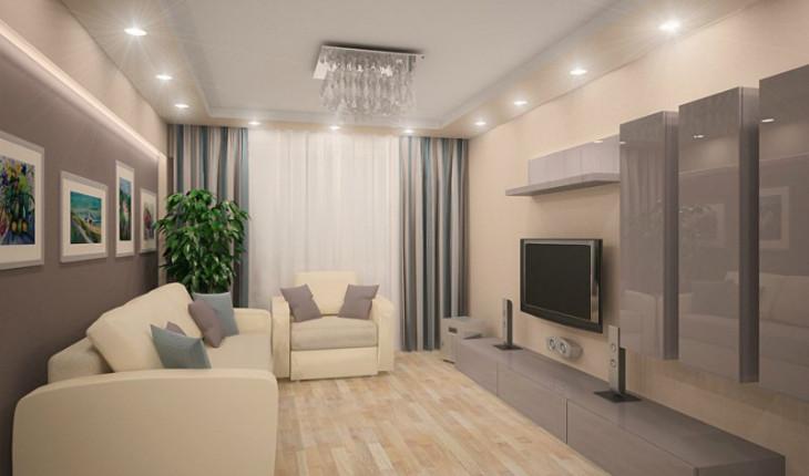 Дизайн квартиры в панельных домах