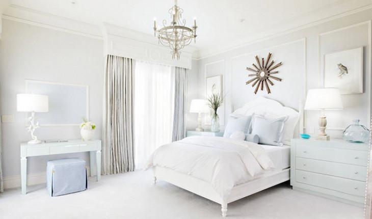 Красивые интерьеры спальни. Различные варианты
