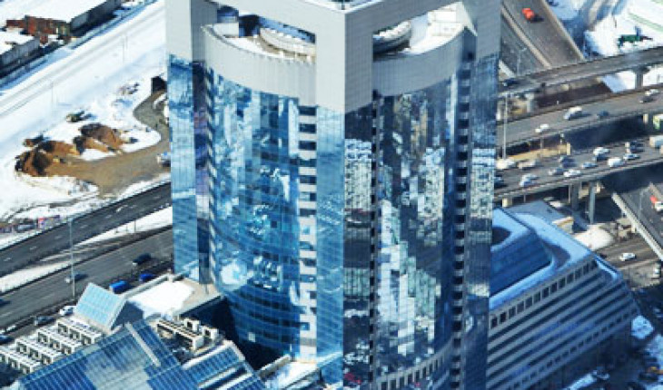 Северная башня — особый объект в ММДЦ «Москва-Сити»