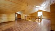 Стелим полы в деревянном доме