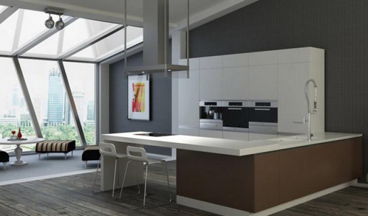 Стиль техно в интерьере квартир и частных домов