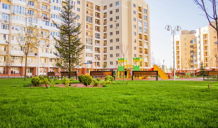 Инфраструктура жилых комплексов