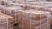 Хранение и транспортировка кирпича