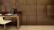 Стеновые панели из древесины