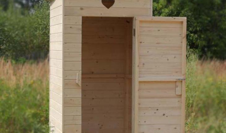 Cтроим туалет на даче