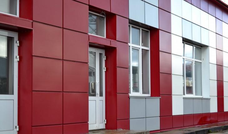 Правила монтажа вентилируемых фасадов