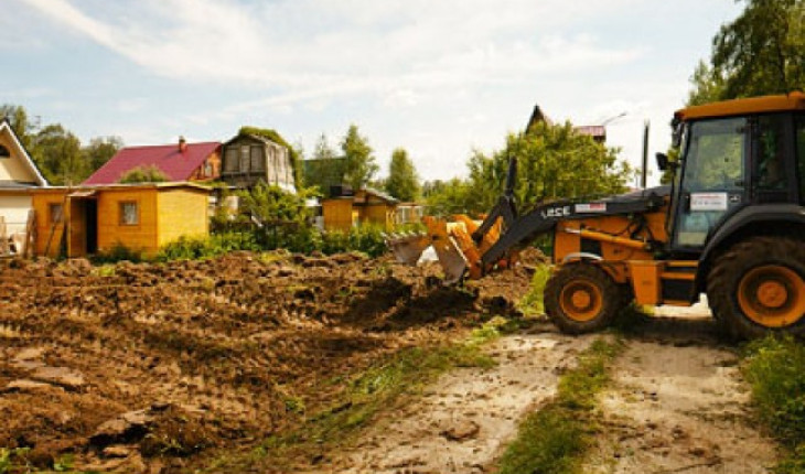 Если вам надо выбрать место для постройки дома