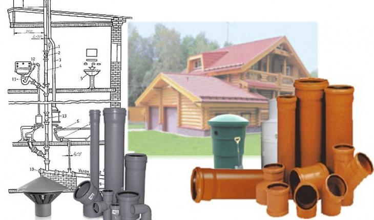 Дельные советы по строительству канализации загородного дома