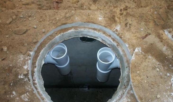 Как сделать канализацию для дачи