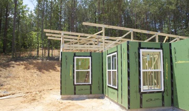 Подсказки о быстром строительстве личного домика