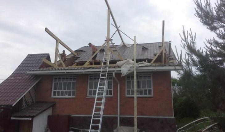 Способы перестройки крыши