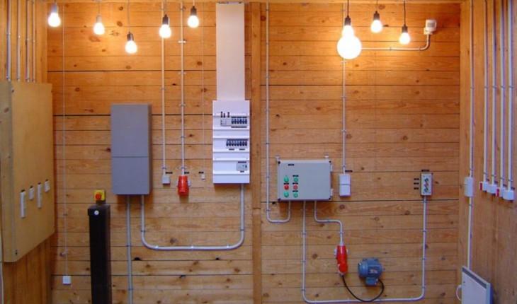 Электричество в вашем тёплом доме