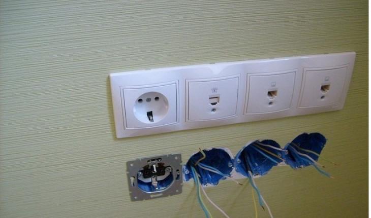 Как правильно установить электрическую розетку