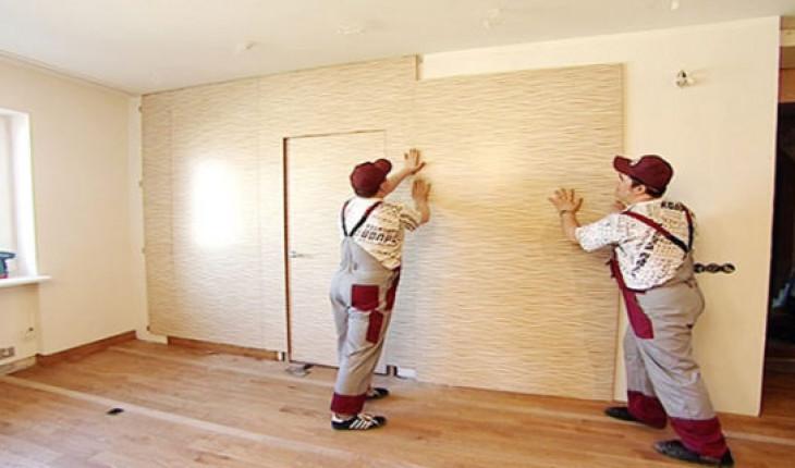 Несколько советов по креплению листовых панелей при отделке помещения