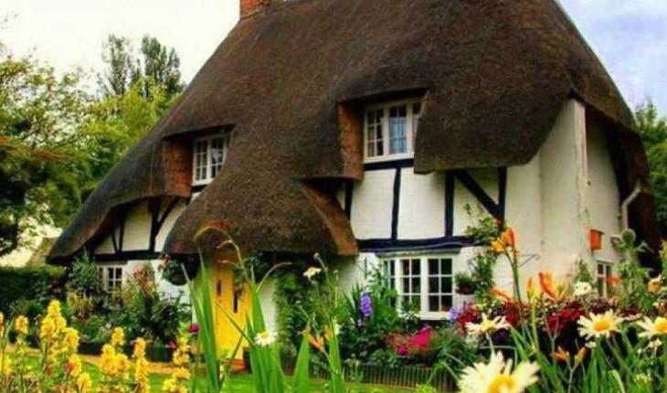 Милый уютный домик — мечты в реальность