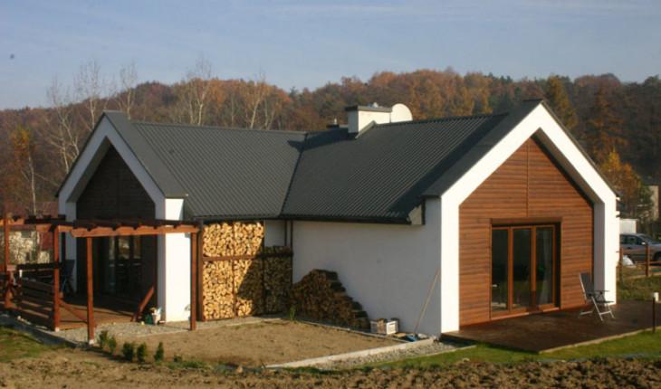 Как построить тот самый домик в деревне