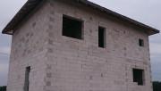 Строим дом из ячеистого бетона