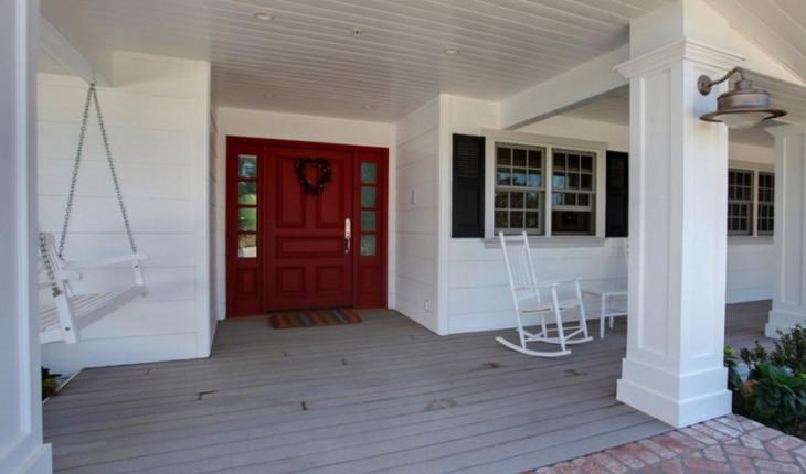 Советы по обшивке сайдингом фронтона дома